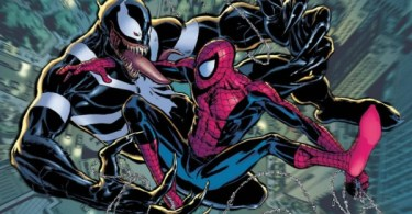 Spider Man Venom Comic
