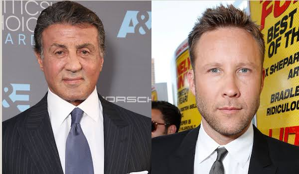 GUARDIANS OF THE GALAXY VOL. 2 (2017): Sylvester Stallone and ...