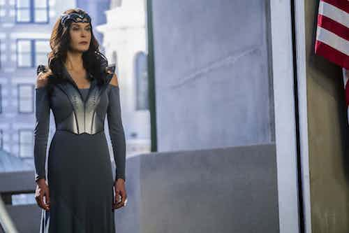 Teri Hatcher Star-Crossed Supergirl