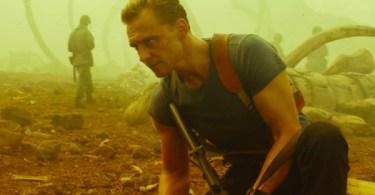 Tom Hiddleston Kong Skull Island