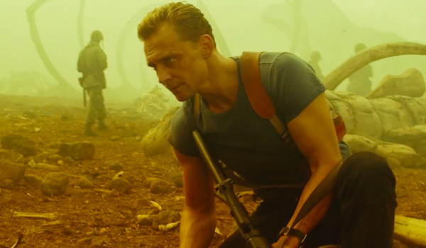 Tom Hiddleston Kong Skull Island