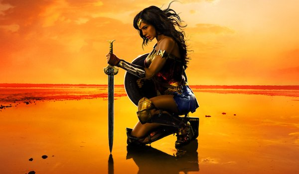 Wonder Woman Poster Gal Gadot