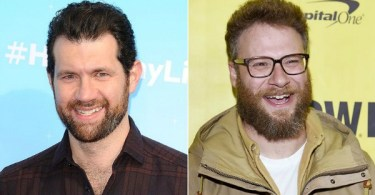 Billy Eichner Seth Rogen