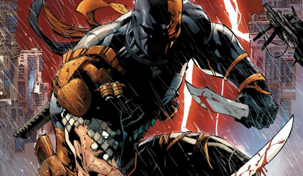 Deathstroke Comic