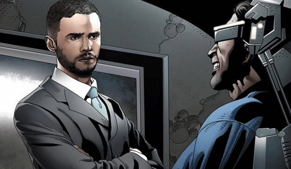 Iain De Caestecker Agents of S.H.I.E.L.D. Identity & Change