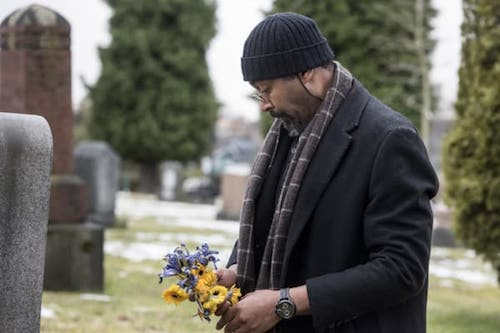 Jesse L. Martin The Once and Future Flash The Flash