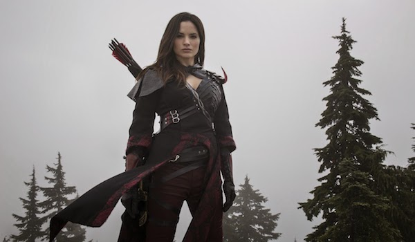 Katrina Law Nyssa al Ghul Arrow Returns