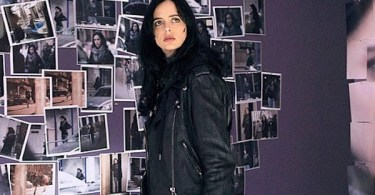 Krysten Ritter Jessica Jones Season Two Production