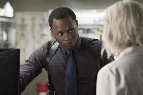Malcolm Goodwin Rose McIver Wag the Dog Slowly iZombie