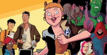 New Warriors Squirrel Girl
