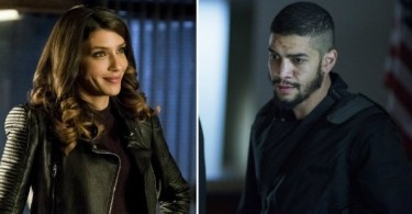 Rick Gonzalez Juliana Harkavy Arrow