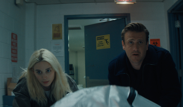 Rooney Mara Jason Segel The Discovery
