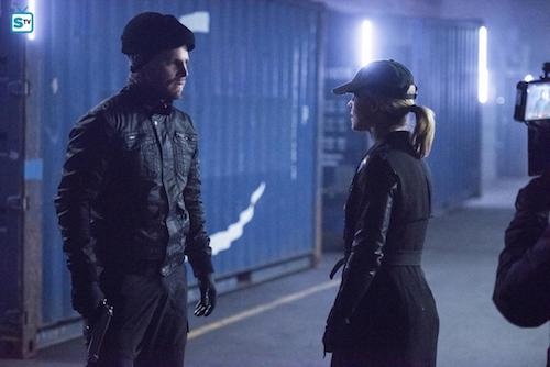 Stephen Amell Emily Bett Rickards Dangerous Liaisons Arrow