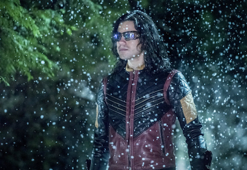 Carlos Valdes Infantino Street The Flash
