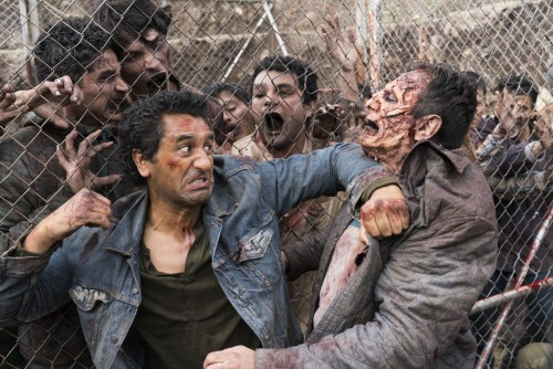 Cliff Curtis Fear the Walking Dead: Season 3