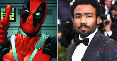 Donald Glover Deadpool Comic