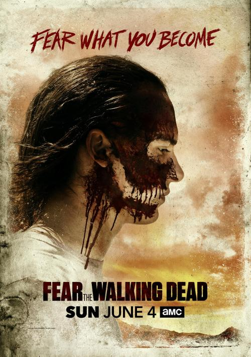 Fear the Walking Dead Season 3 TV Show Poster