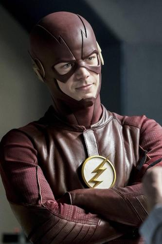 Grant Gustin Cause and Effect The Flash