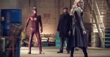 Grant Gustin Jesse L. Martin Danielle Panabaker I Know Who You Are The Flash