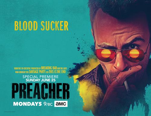 Joseph Gilgun Preacher Season Two Banner
