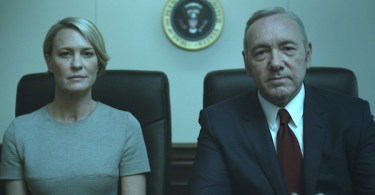 Kevin Spacey Robin Wright House of Cards Chapter 52