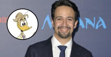 Lin Manuel Miranda Ducktales