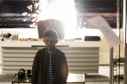 Lonnie Chavis Lost City of Children Supergirl