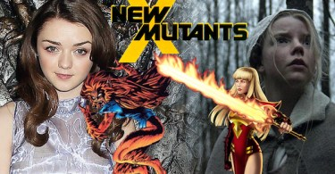 Maisie Williams Anya Taylor-Joy New Mutants