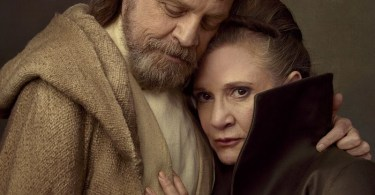 Mark Hamill Carrie Fisher Star Wars: The Last Jedi Vanity Fair