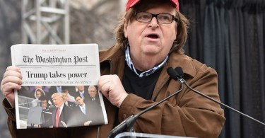 Michael Moore The Washington Post Trump Takes Power