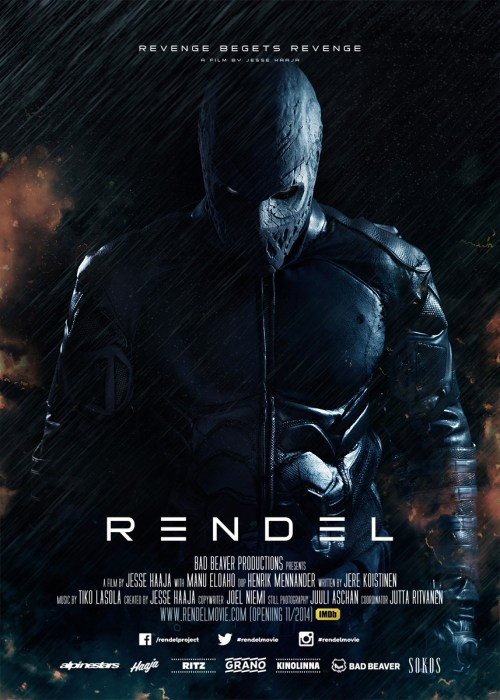 Rendel Movie Poster 2