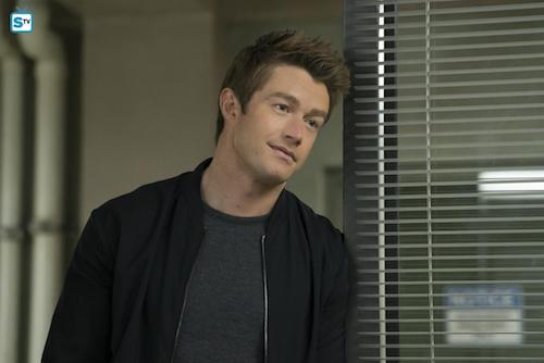 Robert Buckley Dirty Nap Time iZombie