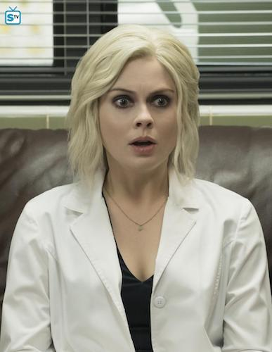Rose McIver Dirty Nap Time iZombie