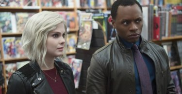 Rose McIver Malcolm Goodwin Twenty-Sided, Die iZombie