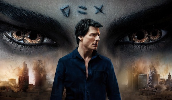 Tom Cruise The Mummy Movie Poster