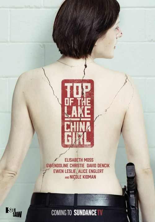 Top of the Lake China Girl TV Show Poster