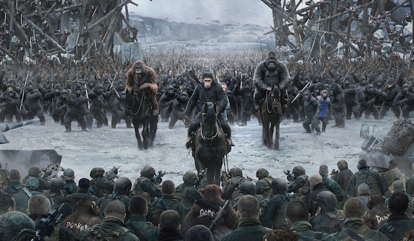 War for the Planet of the Apes Final Movie Poster