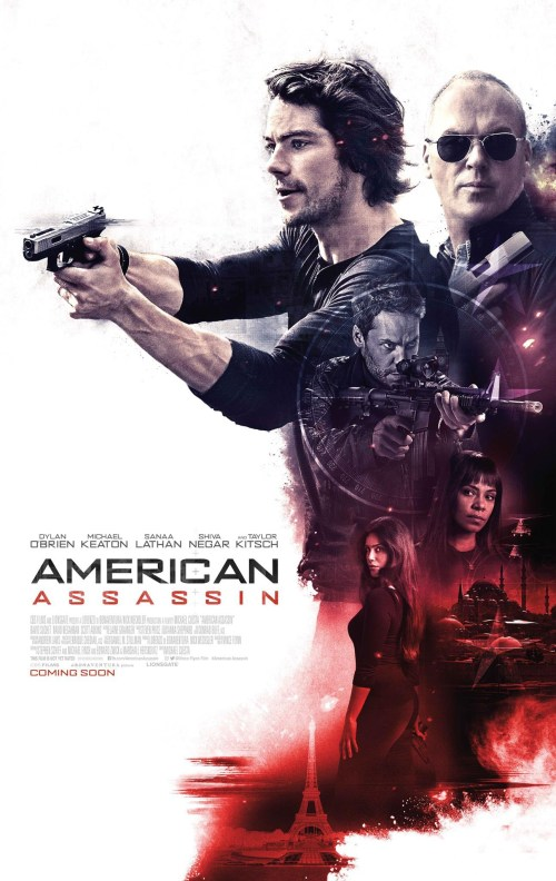 American Assassin Movie Poster 2