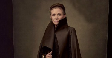 Carrie Fisher Vanity Fair