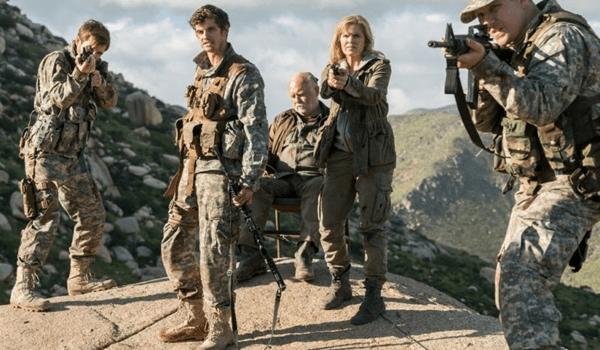 TV Review: FEAR THE WALKING DEAD: Season 3, Episode 5