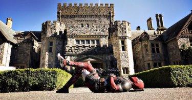 Deadpool 2 Production