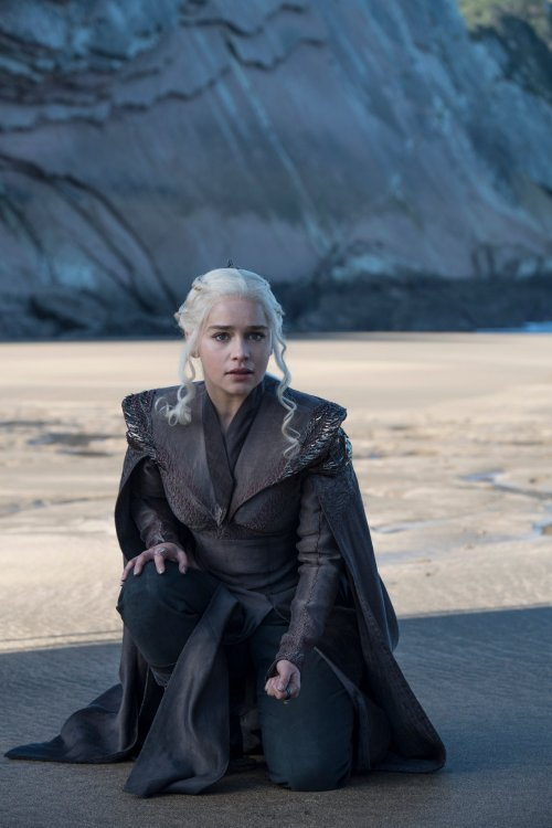 Emilia Clarke Game of Thrones: Season 7