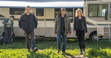 Frank Dillane Kim Dickens Dayton Callie Teotwawki Fear The Walking Dead