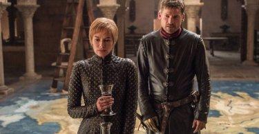 Lena Headey Nikolaj Coster-Waldau Game of Thrones: Season 7