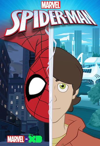 Marvel's Spider-Man Poster Disney XD