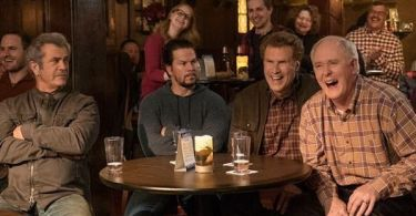 Mel Gibson Mark Wahlberg Will Ferrell John Lithgow Daddy's Home 2