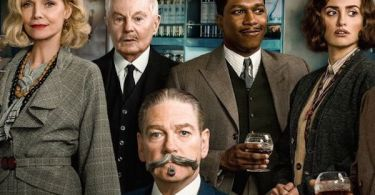 Murder on the Orient Express Entertainment Weekly