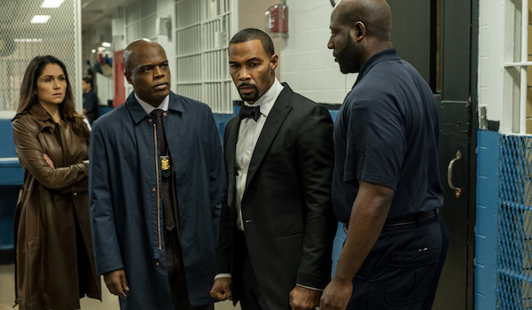 Omari Hardwick Ty Jones Omari Hardwick Power When I Get Out