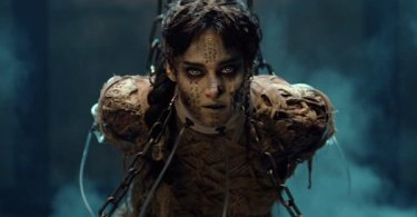 Sofia Boutella Chained Up The Mummy