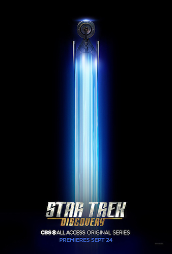 Star Trek: Discovery Motion Poster